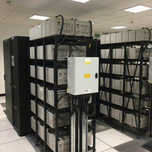 2 x riello mpw ups installation
