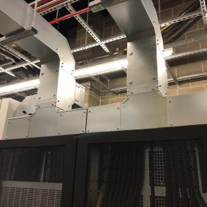 ups trunking installation